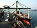 A view of Tuticorin Port.jpg