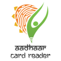 Aadhaar Card Reader Logo.png