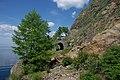 Abandoned gallery -6, Circum-Baikal Railway by trolleway, 2009 (31462540763).jpg