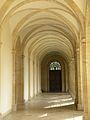 Abbaye de Mondaye - Cloître 01.JPG