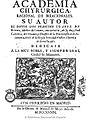 Academia chyrurgica racional de irracionales 1739.jpg