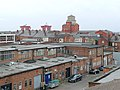 Across the rooftops, Cleveland Street, Wolverhampton - geograph.org.uk - 1763744.jpg