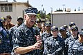 Admiral speaks to Sailors during an all-hands call aboard USS Momsen (26401945170).jpg