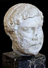 Portrait d'Hadrien