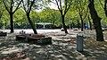 Aemstelpark, Ontmoetingseiland.jpg