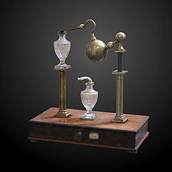 Jacques Charles: Aeolipile lamp-CnAM 1618
