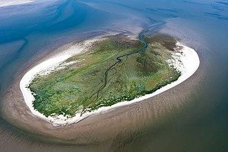 Zuiderduintjes - Aerial photo of Zuiderduintjes in 2011
