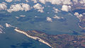 Aerial view of the Isle of Wight in October 2012 2.jpg
