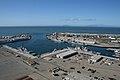 Aerial view of the U.S. Naval Base Ventura County deep water port on 13 November 2012 (121113-N-QK633-003).JPG