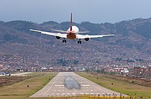 Bandar Udara Internasional Alejandro Velasco Astete