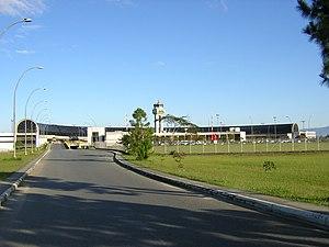 José María Córdova International Airport - Image: Aeropuerto Jose Maria Cordova Exterior 2