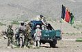 Afghan Police vehicle and allied soldiers, in Paktika.jpg