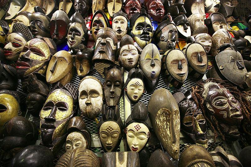 File:African Masks (4777534713).jpg