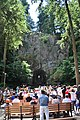 After Mass on the plaza of The Grotto (Portland, Oregon) 02.jpg