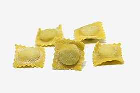 Image illustrative de l'article Agnolotti