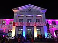 Agusan del Norte Provincial Capitol at night (Original Work).jpg