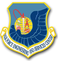 Air Force Engineering & Services Center emblem.png