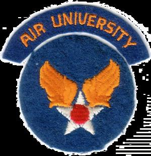 Orlando Executive Airport - Emblem of Air University