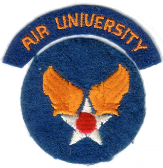 Orlando Executive Airport - Emblem of Air University