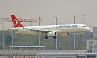 TC-JSG - A321 - Turkish Airlines