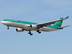Airbus A330-300 der Aer Lingus