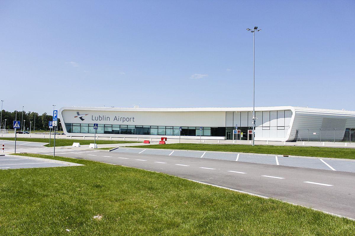 Lublin Airport - Wikipedia