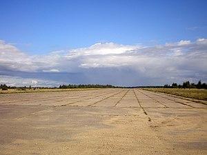 Jonava Airport - Image: Airport of Jonava 001