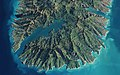 Akaroa, New Zealand (satellite view).jpg