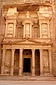 Al-Khazneh (The Treasury), Petra, Jordan.jpg