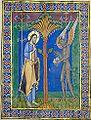 Albani-Psalter Versuchung Christi.jpg