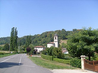 L'Albenc - L'Albenc village
