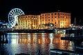 Albert Dock and big wheel, Liverpool.jpg