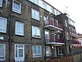 Albion Estate (part), Swan Road, Rotherhithe, London, SE16 - geograph.org.uk - 1536748.jpg