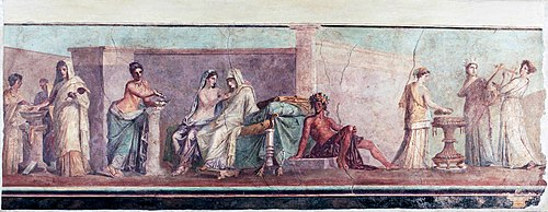 Сексуальные обычаи в римской империи