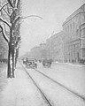 Aleje Ujazdowskie zimą przed 1939.jpg