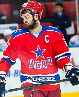 Alexander Radulov Russian ice hockey player
