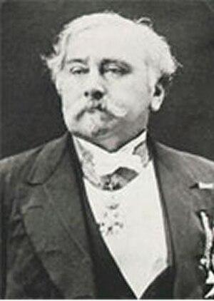 Alexandre-Émile Béguyer de Chancourtois - Alexandre-Emile Béguyer de Chancourtois
