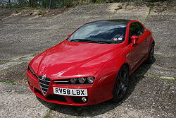 Alfa Romeo Brera Brooklands May 2010 IMG 8883.jpg