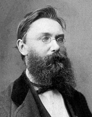 Alfred Clebsch - Rudolf Friedrich Alfred Clebsch