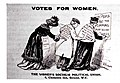 Alfred Pearse Votes for Women on behalf of WSPU 1910.jpg