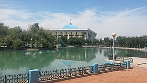 Tashkent: Alisher Navoi Park