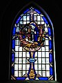 All Saints Anglican Church window12, Dunedin, NZ.JPG