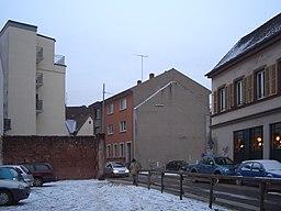 Alleestraße in Kaiserslautern