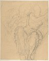 Allegorical Figure of the City of Piacenza, for a Pendentive in the Chapel of Saint-Roch, Church of Saint-Sulpice, Paris (recto); Studies for the Same Figure (verso) MET DP805011.jpg