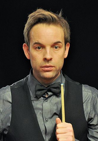 Ali Carter - German Masters 2014