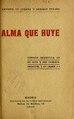 Alma que huye - comedia dramática, en un acto y dos cuadros, original y en prosa (IA almaquehuyecomed29415leza).pdf