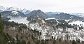 Alpsee y Hohenschwangau, Schwangau, Alemania, 2015-02-15, DD 18.JPG