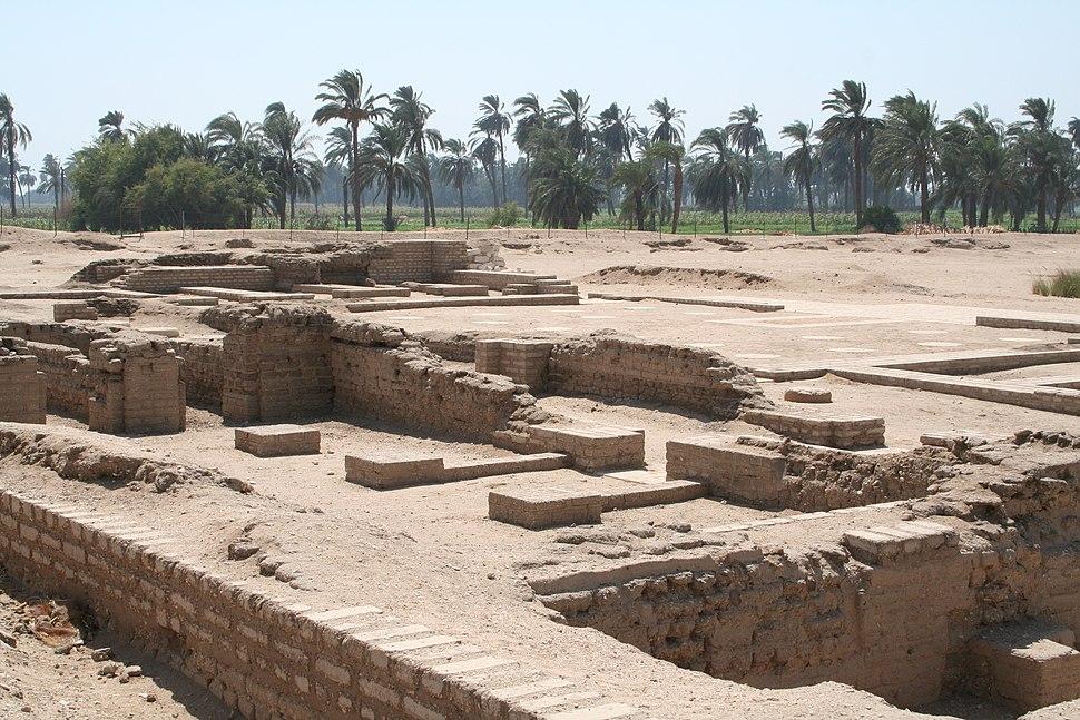 Amarna North Palace 04