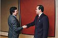 Amb Federico Cuello Presents Credentials to EC President J M D Barroso 25 5 2005.jpeg