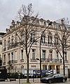 Ambassade de Biélorussie en France, 38 boulevard Suchet, Paris 16e.jpg